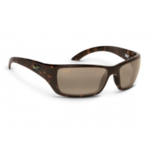 Maui Jim Canoes Sunglasses, Tortoise Frames with HCL Bronze Lenses Brown