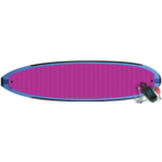Surfstow Stand-Up Paddleboard Yoga Kit with Anchor